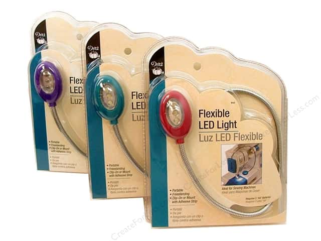 Flexible LED Light by Dritz 13 1/2 in. Assorted Colors