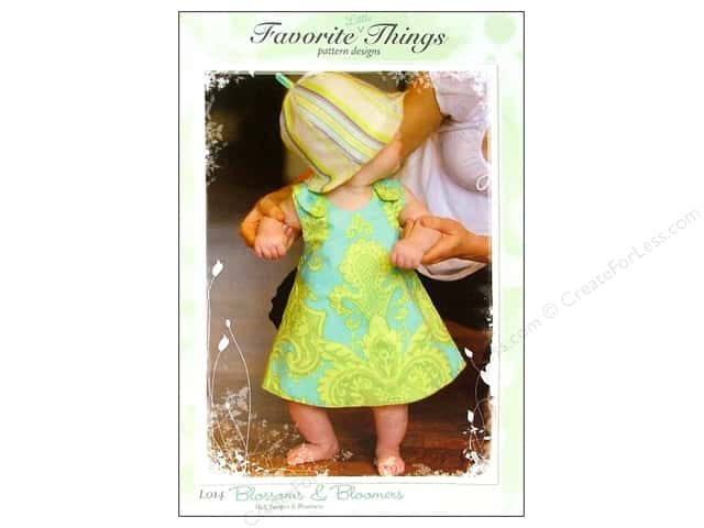 Favorite Things Blossoms & Bloomers Pattern