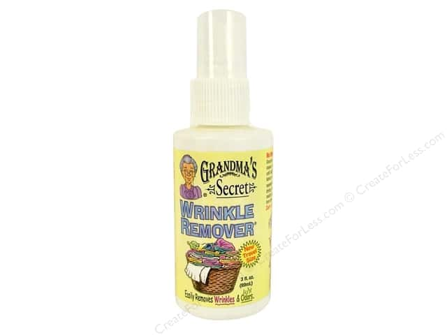 Grandma's Secret Wrinkle Remover Spray 3oz