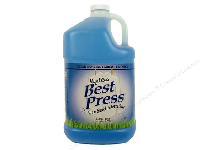 Mary Ellen's Best Press 1 gal. Linen Fresh
