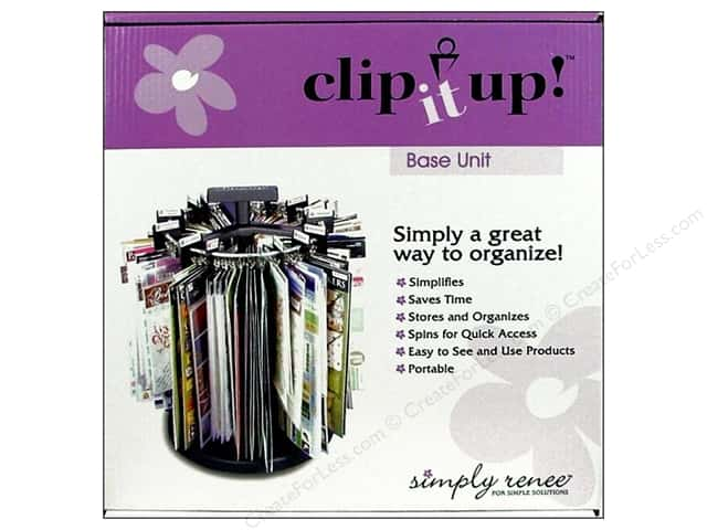 Simply Renee Clip It Up Base Unit Stand