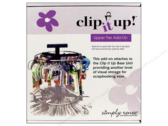 Simply Renee Clip It Up Upper Tier Add On