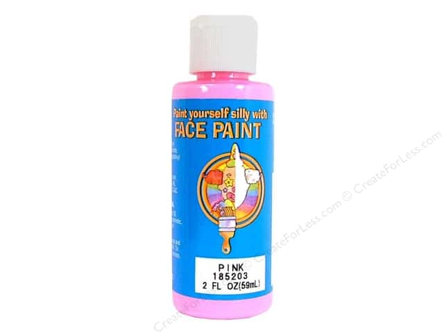 Palmer Face Paint Pink 2oz