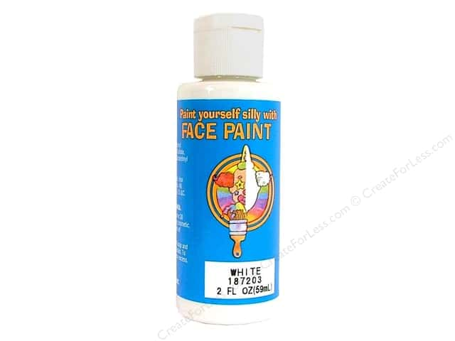 Palmer Face Paint White 2oz
