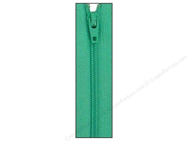 Atkinson Designs Zipper 14 in. Tahiti Teal by YKK