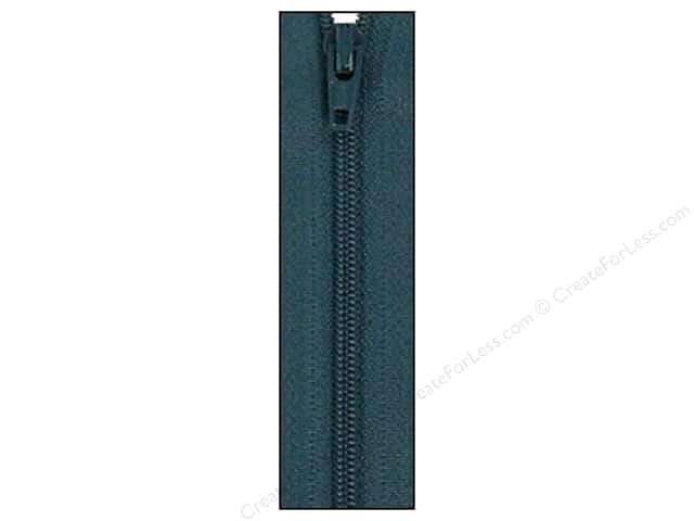 Atkinson Designs Zipper 14 in. Bristol Blue by YKK