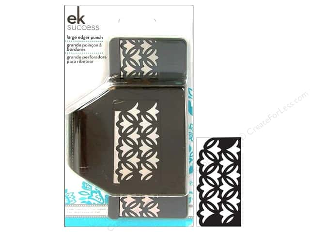 EK Paper Shapers Edger Punch Tulips