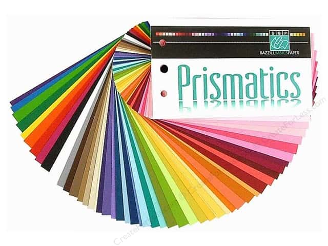 Bazzill Swatch Book Prismatics