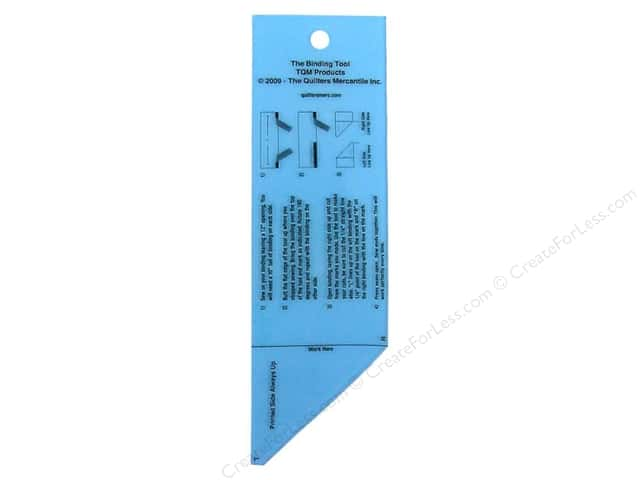 TMQ Products Ruler The Binding Tool