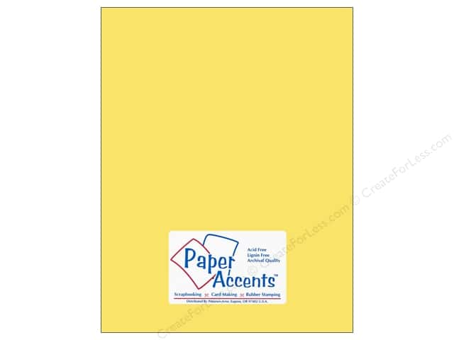 Cardstock 8 1/2 x 11 in. #10102 Stash Builder Daisy Chain by Paper Accents (25 sheets)