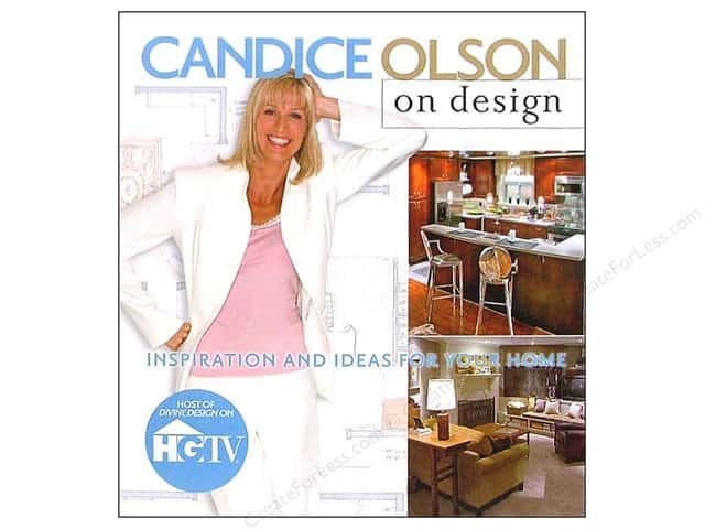 Wiley Publications Candice Olson On Design Book