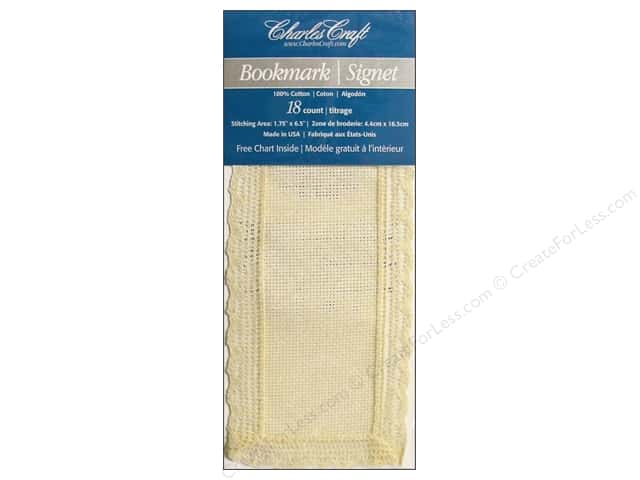 CharlesCraft Bookmark Ivory Lace