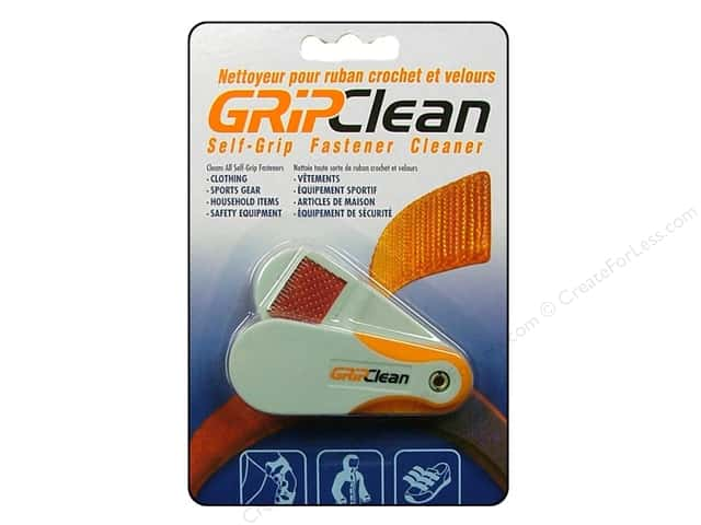 Grip Clean Self Grip Fastener Cleaner 1pc