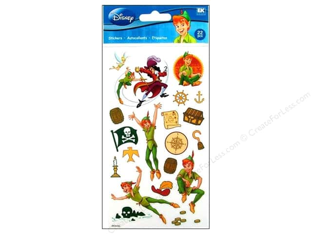 EK Disney Sticker Peter Pan