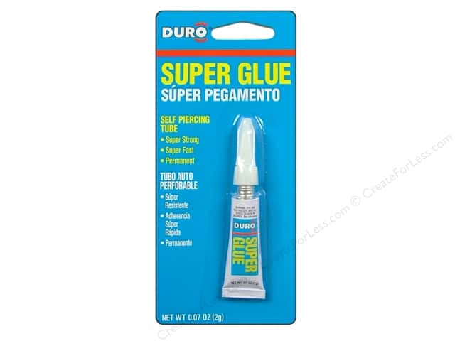 Duro Adhesive Super Glue Carded 2gm