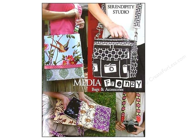 Serendipity Studio Media Frenzy Book