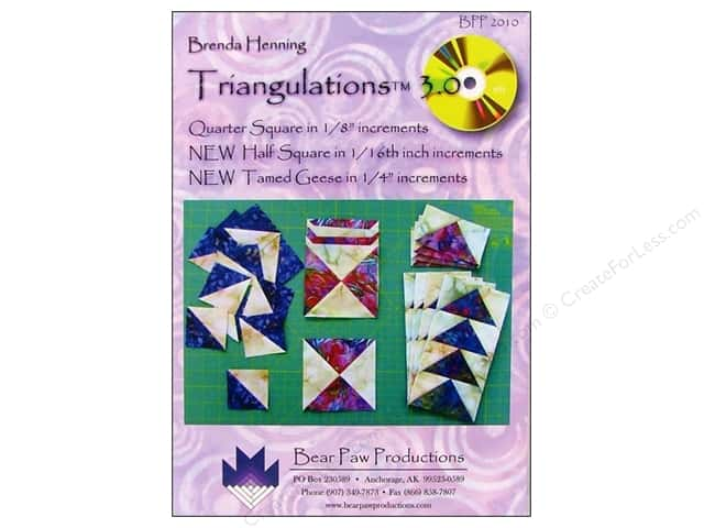 Bear Paw Productions Triangulations 3.0 CD-ROM