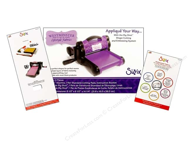 Sizzix Cutting Machine & Accessories