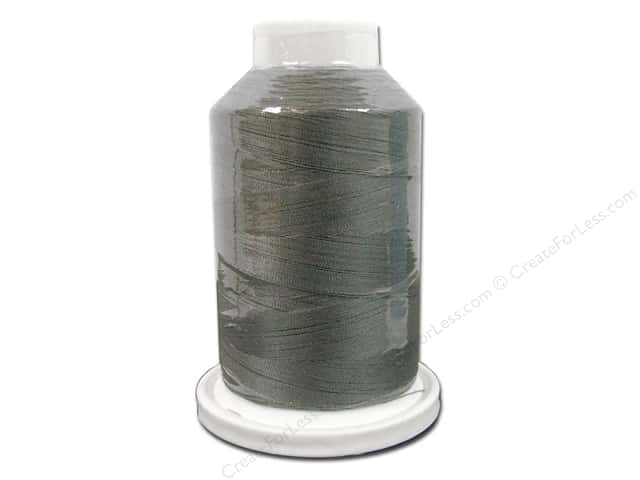 Mettler Seracor Thread 1000M/1094yd Dark Grey