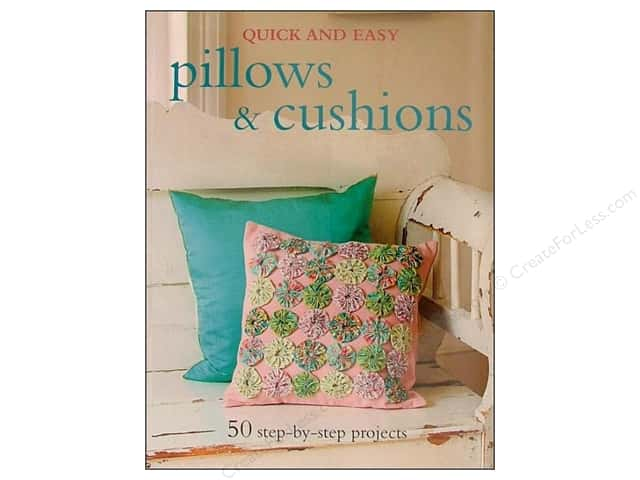 Cico Quick & Easy Pillows & Cushions Book