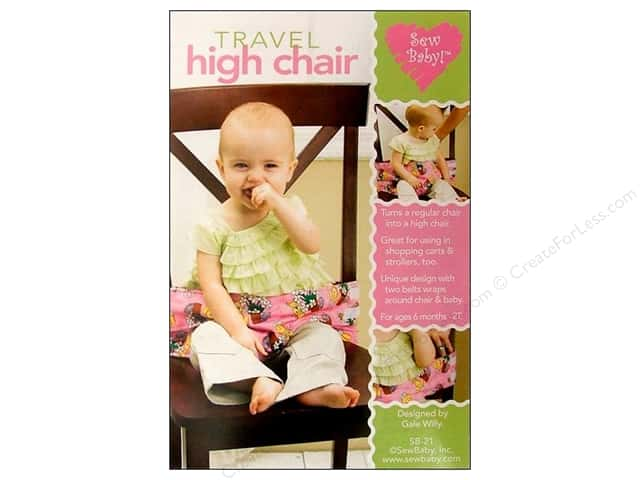 Sew Baby Travel High Chair Pattern