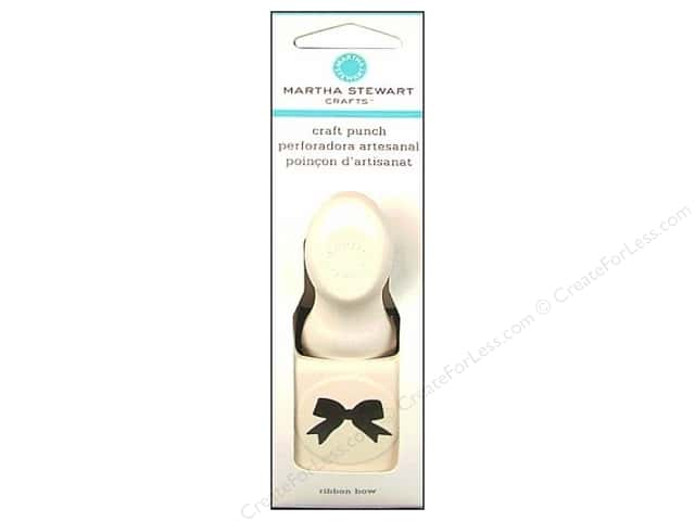Martha Stewart Craft Punch Ribbon Bow Medium
