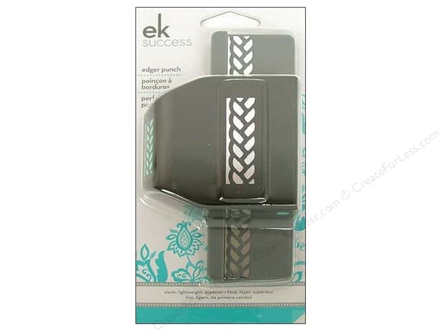 EK Paper Shapers Edger Punch Braid