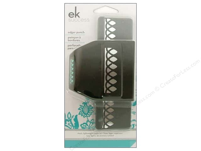 EK Paper Shapers Edger Punch Intertwined Arches
