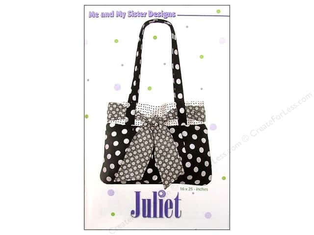 Me and My Sister Designs Juliet Pattern