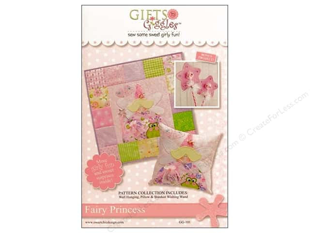 Gifts N Giggles Fairy Princess Pattern
