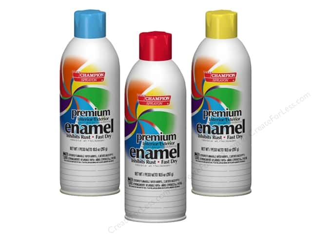 Chase Champion Premium Enamel Spray Paint 10.5 oz.