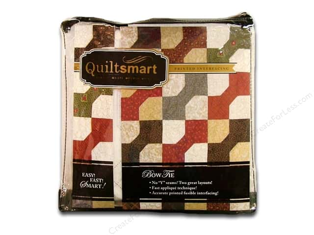 QuiltSmart Interfacing Pack Bow Tie
