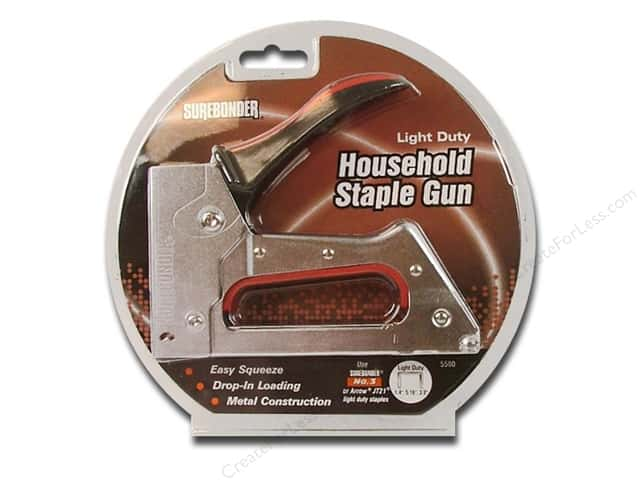 Surebonder Staple Gun Light Duty #3