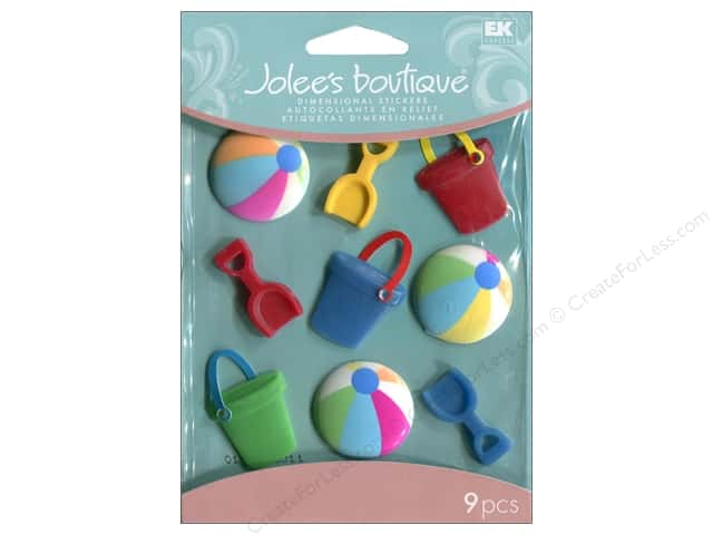 Jolee's Boutique Cabochons Beach Accessories
