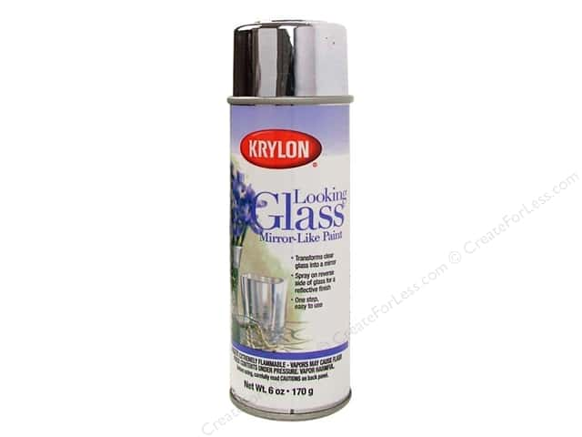 Krylon Looking Glass Mirror Paint 6oz