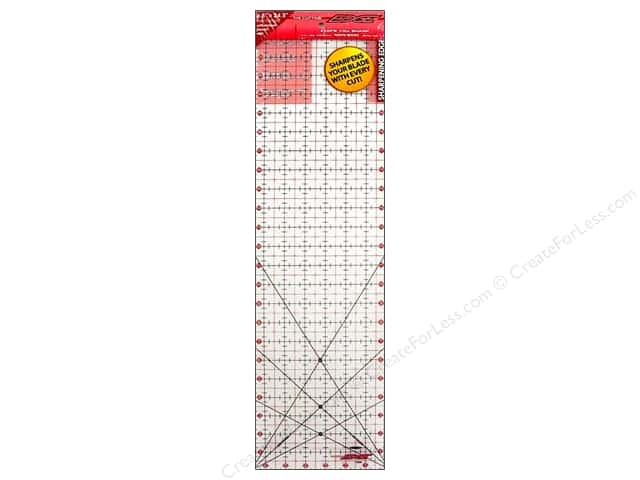"Sullivans The Cutting Edge Ruler 6.5""x 24.5"""