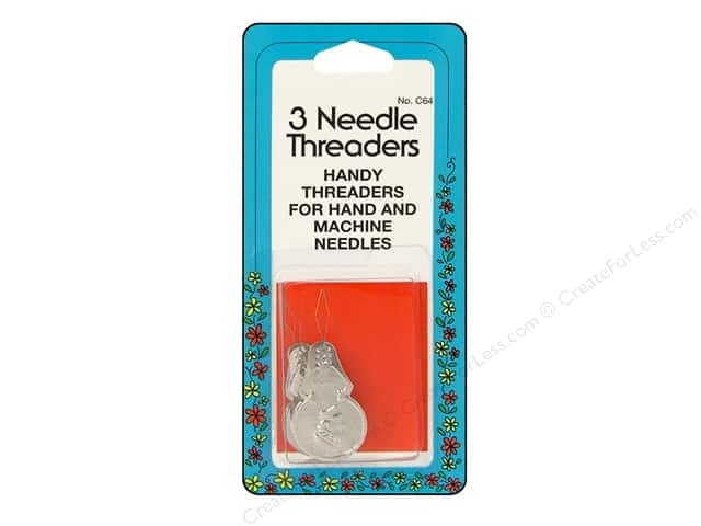 Needle Threader by Collins 3 pc.