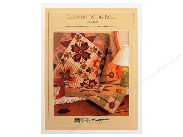 That Patchwork Place Country Whig Rose Pattern