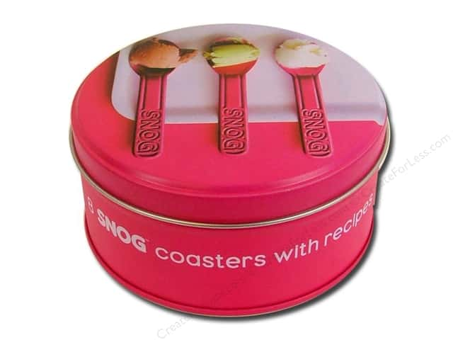 Ryland Peters & Small Snog Coasters Gift Tin