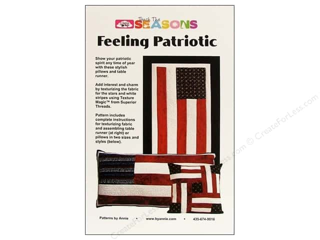 By Annie Feeling Patriotic Pattern