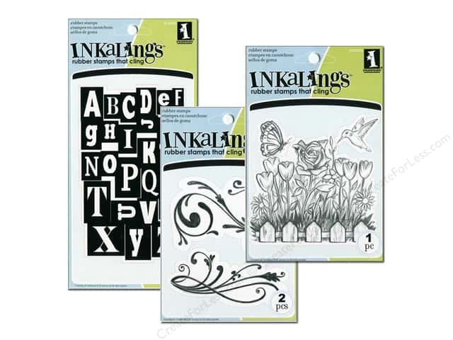 Inkadinkado InkadinkaClings Rubber Stamp