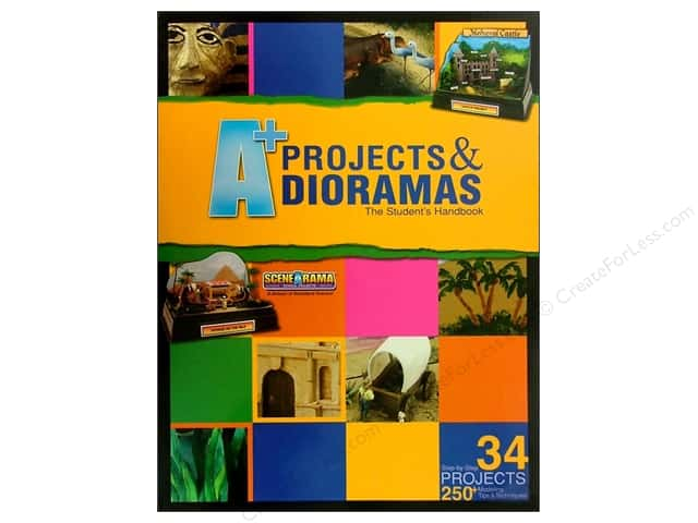 Scene-A-Rama A+ Projects & Dioramas Book