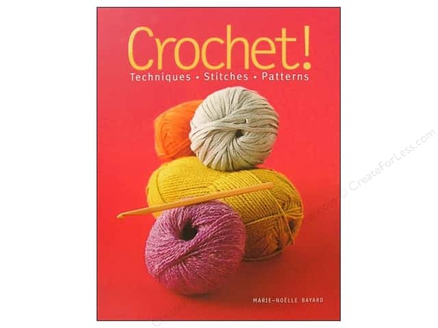 Sixth & Spring Crochet Techniques Book