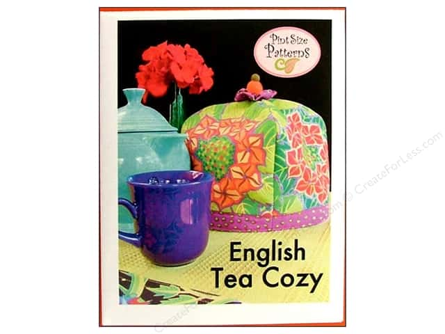 Pint Size English Tea Cozy Pattern