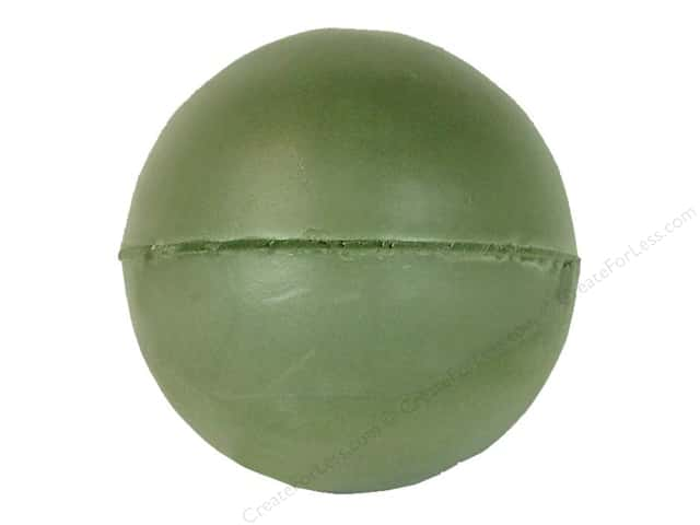 "FloraCraft Urethane Ball Molded 10"" Bulk (6 pieces)"