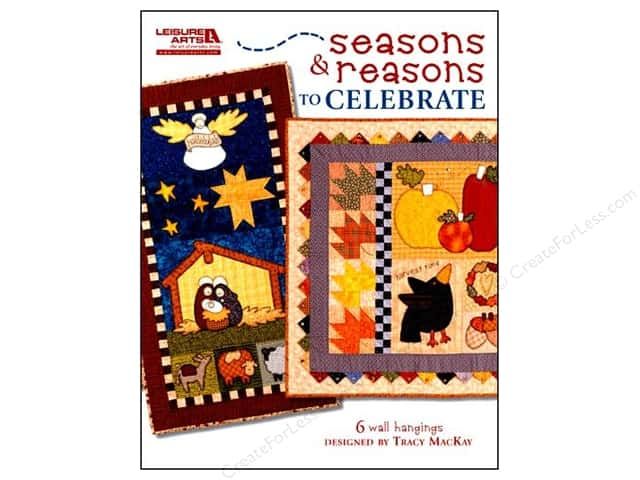 Leisure Arts Seasons And Reasons To Celebrate Book