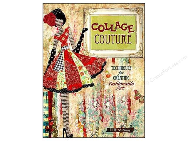 North Light Collage Couture Book