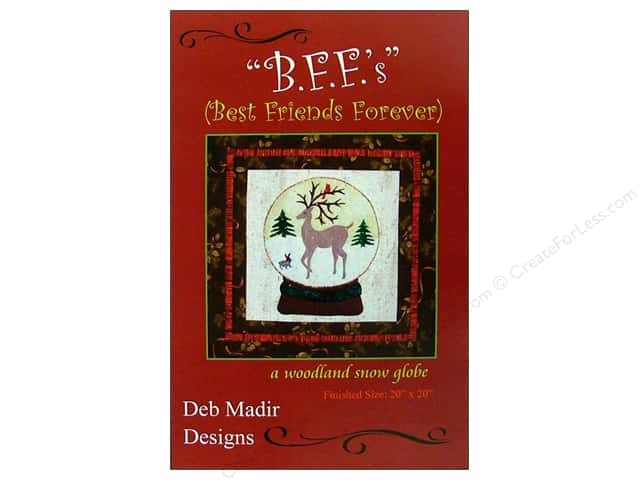 Deb Madir Designs BFF's Best Friends Forever Pattern