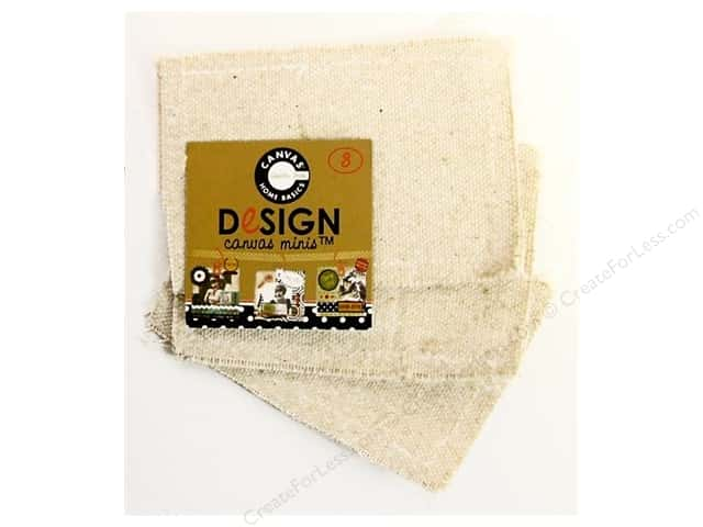Canvas Corp Canvas Shape Mini Rectangle 3 pc.
