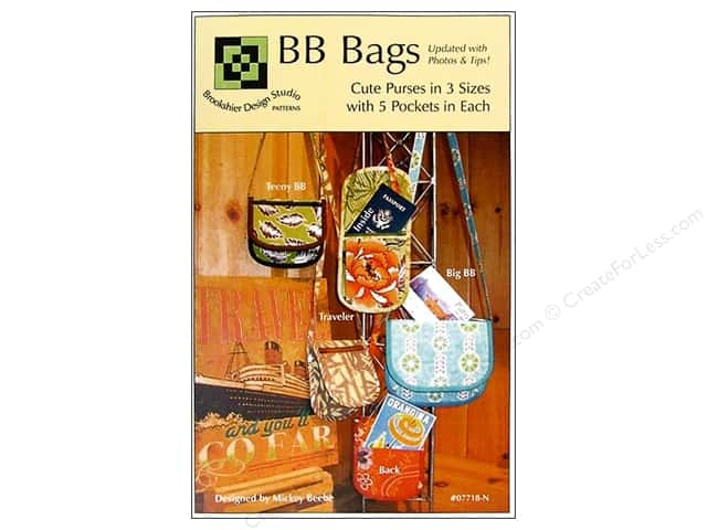 Brookshier Design Studio BB Bags Pattern
